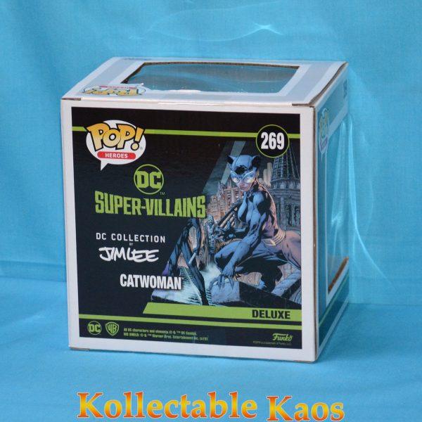 FUN36310 Catwoman pop deluxe 2 600x600 - Batman: Hush - Catwoman on Rooftop Jim Lee Collection Deluxe Pop! Vinyl Figure (RS) #269