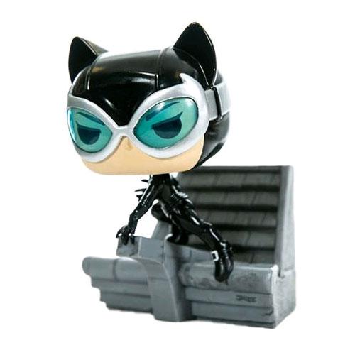 FUN36310 Catwoman pop deluxe 3 - Batman: Hush - Catwoman on Rooftop Jim Lee Collection Deluxe Pop! Vinyl Figure (RS) #269