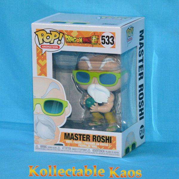 FUN36607 DBZ 30th Master Roshi Max Power Pop 600x600 - Dragon Ball Super - Master Roshi Max Power Pop! Vinyl Figure #533