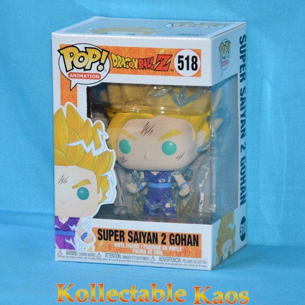 FUN36917 Dragon Ball Z Gohan SS2 Pop 1 600x600 - Dragon Ball Z - Super Saiyan 2 Gohan Pop! Vinyl Figure (RS) #518 + Protector