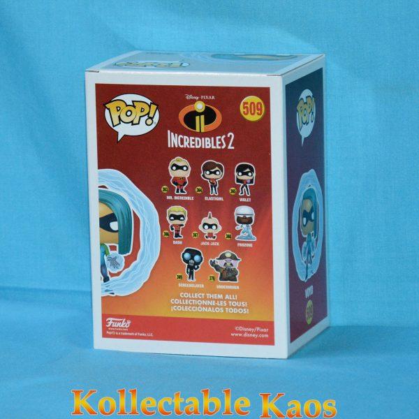 FUN37020 Incredibles2 Voyd POP ECCC 2 600x600 - 2019 ECCC - Incredibles 2 - Voyd Pop! Vinyl Figure (RS) #509 + Protector