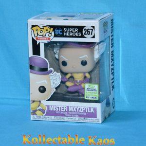 FUN37210 DC Mister Mxyzptlk Pop ECCC 1 300x300 - ECCC 2019 - Superman - Mr. Mxyzptlk Pop! Vinyl Figure (RS) #267 + Protector