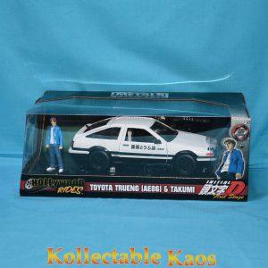 JA99733 Initial D Toyota 1 300x300 - 1:24 Jada - Initial D Toyota Treuno AE86 with Takumi Figure