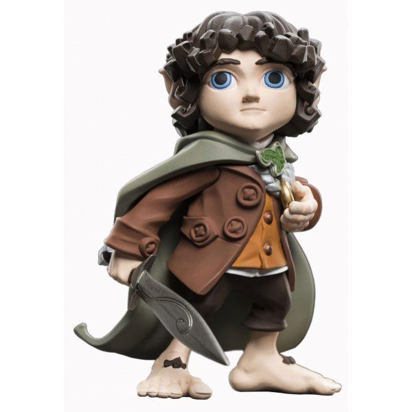 WETA72521 LOTR Mini Epics Frodo 1 600x600 - Mini Epics - The Lord of the Rings - Frodo Baggins