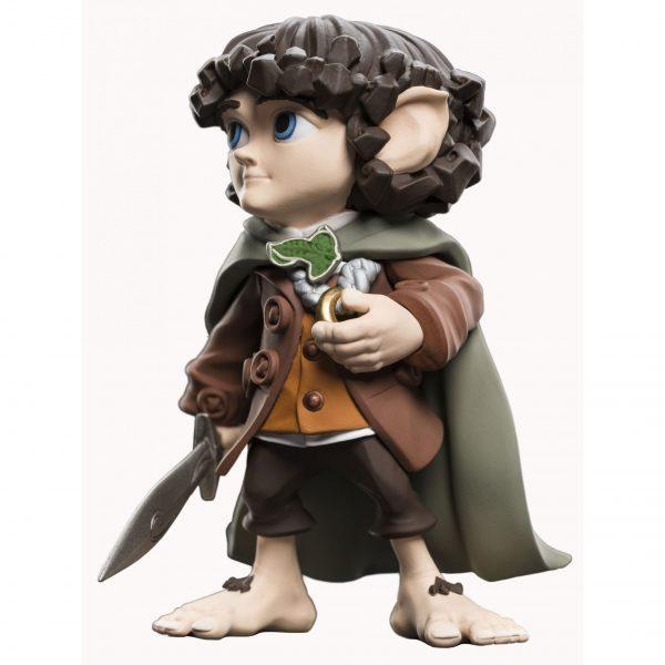 WETA72521 LOTR Mini Epics Frodo 2 600x600 - Mini Epics - The Lord of the Rings - Frodo Baggins