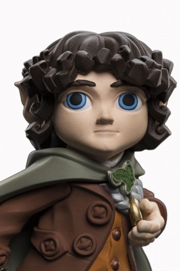 WETA72521 LOTR Mini Epics Frodo 3 600x900 - Mini Epics - The Lord of the Rings - Frodo Baggins
