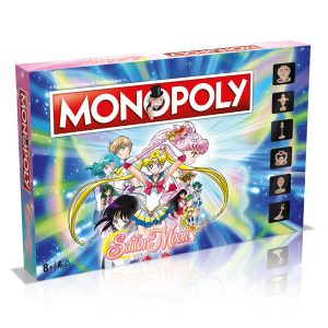 WIN003739 Sailor Moon Monopoly 1 300x300 - Monopoly - Sailor Moon Edition