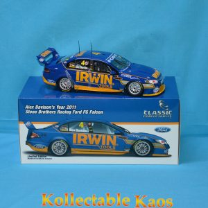 CC 18467 2011 Ford Davison 1 300x300 - 1:18 2011 Stone Brothers Racing - Ford FG Falcon - Alex Davison