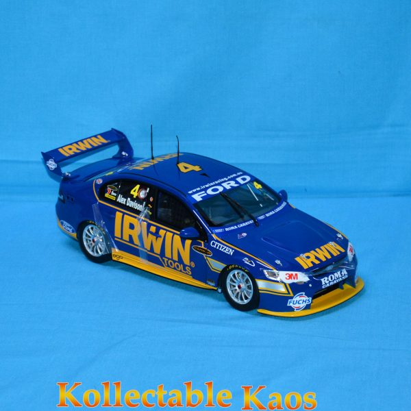 CC 18467 2011 Ford Davison 3 600x600 - 1:18 2011 Stone Brothers Racing - Ford FG Falcon - Alex Davison