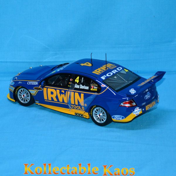 CC 18467 2011 Ford Davison 4 600x600 - 1:18 2011 Stone Brothers Racing - Ford FG Falcon - Alex Davison