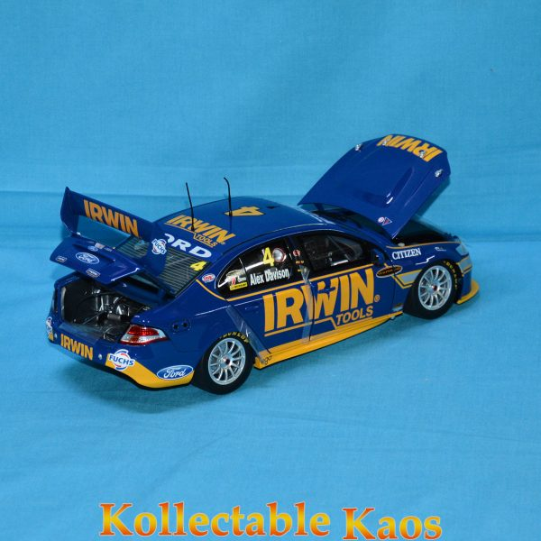 CC 18467 2011 Ford Davison 6 600x600 - 1:18 2011 Stone Brothers Racing - Ford FG Falcon - Alex Davison