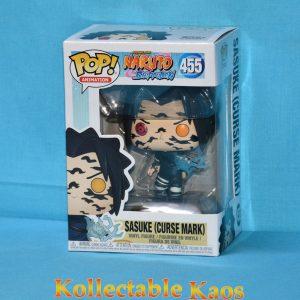 FUN35525 Naruto Sasuke Curse Pop 1 300x300 - Naruto: Shippuden - Sasuke with Cursed Mark Pop! Vinyl Figure (RS) #455 + Protector