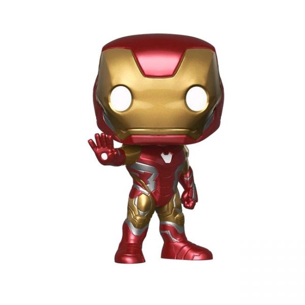 FUN36674 Avengers Iron Man Pop 3 600x600 - Avengers 4: Endgame - Iron Man Pop! Vinyl Figure (RS) #467