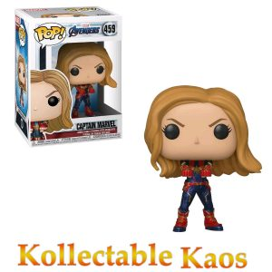 FUN36675 Avengers Cap Marvel Pop 300x300 - Avengers 4: Endgame - Captain Marvel Pop! Vinyl Figure #459
