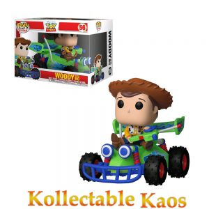 FUN37016 Toy Story Woody RC POPRIDE 300x300 - Toy Story - Woody with RC Pop! Rides Vinyl Figure #56