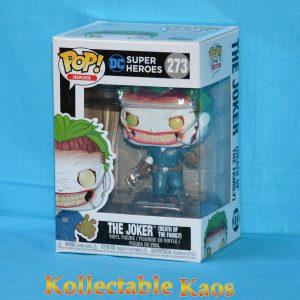 FUN37487 DC Death Of The Family Joker Pop 1 300x300 - Batman: Death of the Family - The Joker Pop! Vinyl Figure (RS) #273
