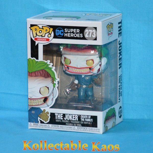 FUN37487 DC Death Of The Family Joker Pop 1 600x600 - Batman: Death of the Family - The Joker Pop! Vinyl Figure (RS) #273