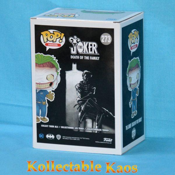 FUN37487 DC Death Of The Family Joker Pop 2 600x600 - Batman: Death of the Family - The Joker Pop! Vinyl Figure (RS) #273