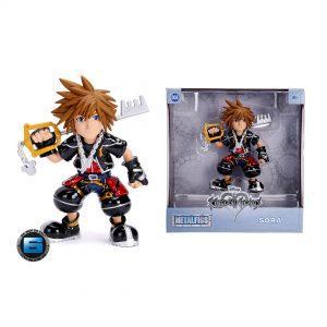 "JAD30438 Kingdom Hearts Sora 1 300x300 - Kingdom Hearts - Sora 15cm(6"") Metals Die-cast Action Figure"