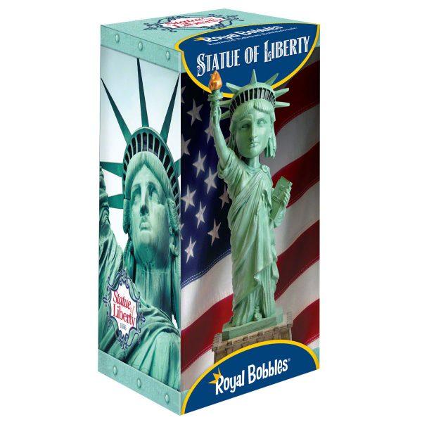 "RB01081 bobblehead statue of liberty 2 600x600 - Bobblehead - Statue of Liberty - 20cm(8"") Bobblehead"