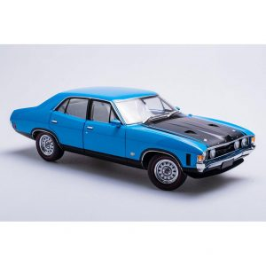 A72787 Ford XA Falcon GT Sedan Blaze Blue 1 300x300 - 1:18 Ford XA Falcon GT Sedan - Blaze Blue(Pre order)