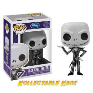 FUN2468 300x300 - Nightmare Before Christmas NBX - Jack Skellington Pop! Vinyl #15