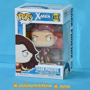 FUN34250 X Men Dark Phoenix Flames Pop 1 300x300 - X-Men - Dark Phoenix with Flames Pop! Vinyl Figure (RS) #413