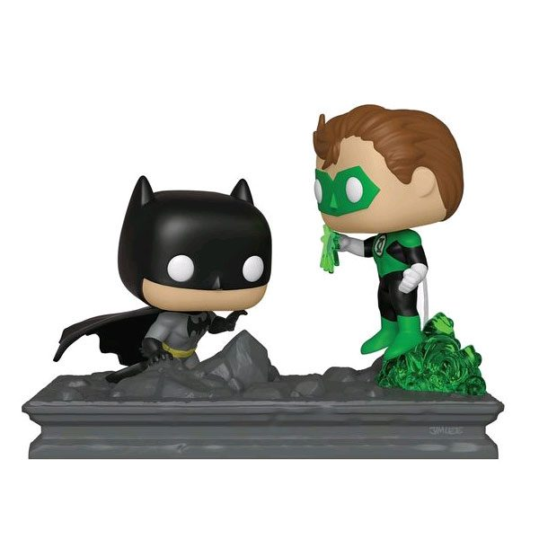 FUN36292 POP Comic Moment DC Lantern JimLee 3 600x600 - Justice League - Green Lantern and Batman Jim Lee Collection Pop! Vinyl Figure 2-Pack (RS) #269