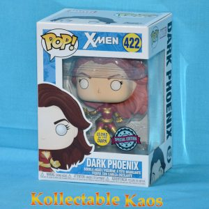 FUN37230 XMEN Phoenix pop 1 300x300 - X-Men - Dark Phoenix Glow in the Dark Pop! Vinyl Figure (RS) #422