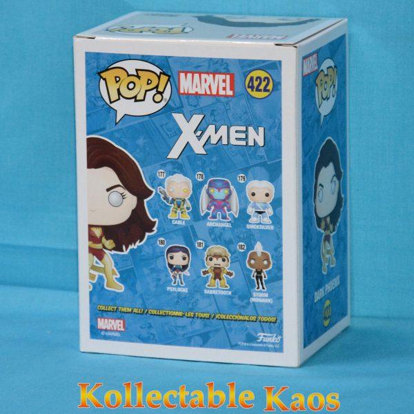 FUN37230 XMEN Phoenix pop 2 600x600 - X-Men - Dark Phoenix Glow in the Dark Pop! Vinyl Figure (RS) #422