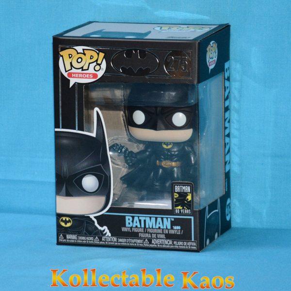 FUN37248 1989 BATMAN Forever Pop 1 600x600 - Batman (1989) - Batman 80th Anniversary Pop! Vinyl Figure #275