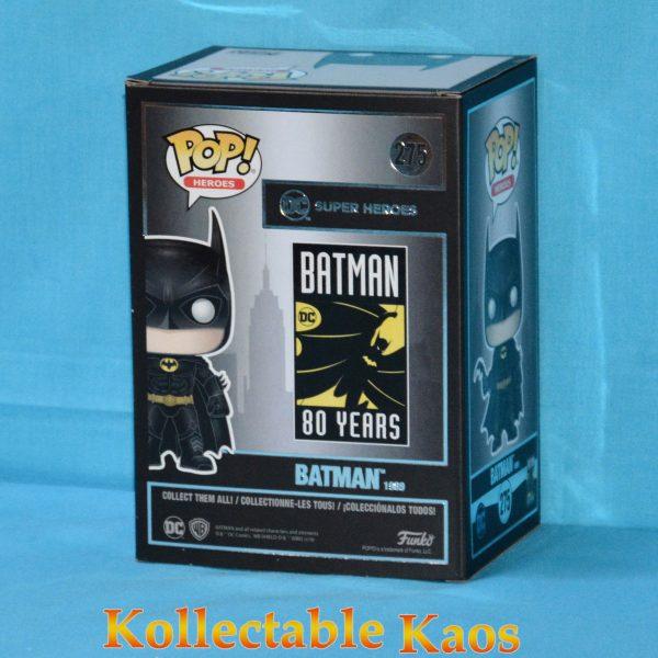 FUN37248 1989 BATMAN Forever Pop 2 600x600 - Batman (1989) - Batman 80th Anniversary Pop! Vinyl Figure #275