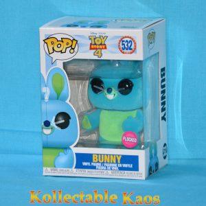 FUN37470 ToyStory4 Bunny FL Pop 1 300x300 - Toy Story 4 - Bunny Flocked Pop! Vinyl Figure (RS) #532
