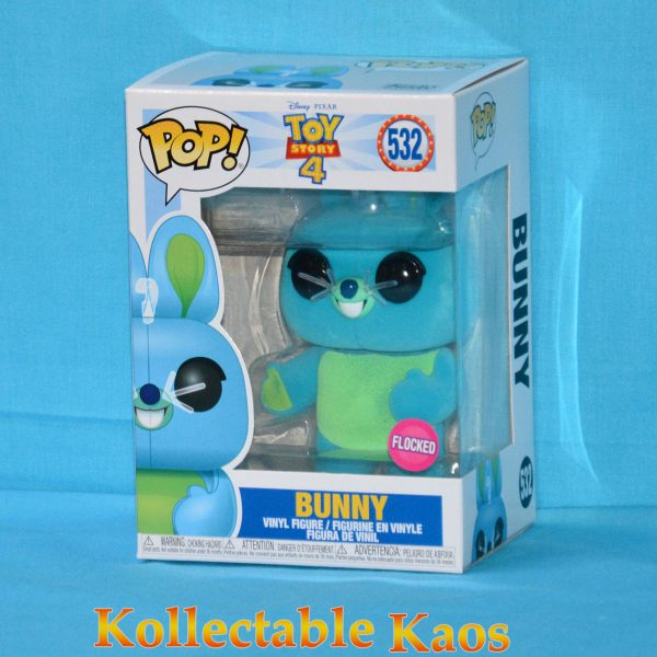 Toy Story 4 - Bunny Flocked Pop! Vinyl Figure