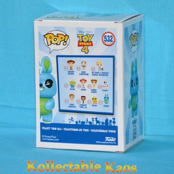 FUN37470 ToyStory4 Bunny FL Pop 2 600x600 - Toy Story 4 - Bunny Flocked Pop! Vinyl Figure (RS) #532