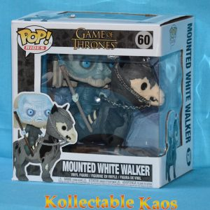FUN37669 Gameofthrones White on Horse 1 300x300 - Game of Thrones - White Walker on Horse Pop! Rides Vinyl Figure #60