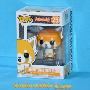 FUN38134 Aggretsuko Date Retsuko Pop 1 300x300 - Aggretsuko - Retsuko Date Night Pop! Vinyl Figure (RS) #25