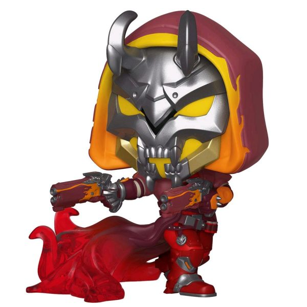 FUN38181 Overwatch Reaper Hell Fire Pop 3 600x600 - Overwatch - Reaper Hell Fire Pop! Vinyl Figure (RS) #498