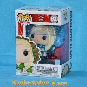 FUN38372 WWE Charlotte Flair Blue Pop 1 300x300 - WWE - Charlotte Flair in Blue Outfit Pop! Vinyl Figure (RS) #62