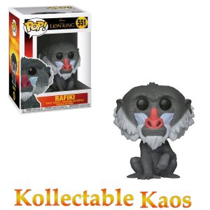 FUN38547 Lion King Rafiki Pop 300x300 - The Lion King (2019) - Rafiki Pop! Vinyl Figure #551