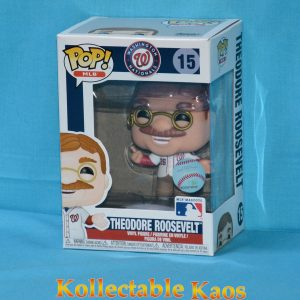FUN38714 MLB Teddy Roosevelt Pop 1 300x300 - MLB Baseball - Theodore Roosevelt Washington Nationals Mascot Pop! Vinyl Figure #15