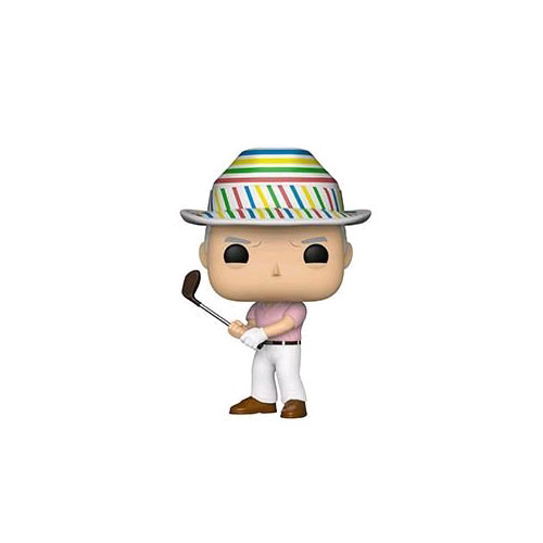 FUN38741 Caddyshack Judge Hat Pop 3 - Caddyshack - Judge Smails with Hat Pop! Vinyl Figure (RS) #725