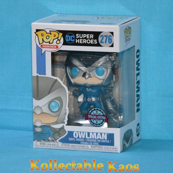 FUN38793 Batman Owl Man Pop 1 600x600 - Batman - Owlman Pop! Vinyl Figure (RS) #276