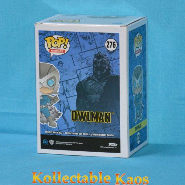 FUN38793 Batman Owl Man Pop 2 600x600 - Batman - Owlman Pop! Vinyl Figure (RS) #276