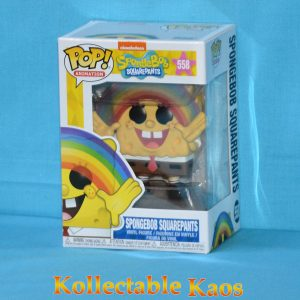 SpongeBob SquarePants - SpongeBob SquarePants with Rainbow Pop! Vinyl Figure