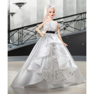 FXD88 Barbie 60th Celebration Doll 1 300x300 - Barbie - 60th Anniversary Doll