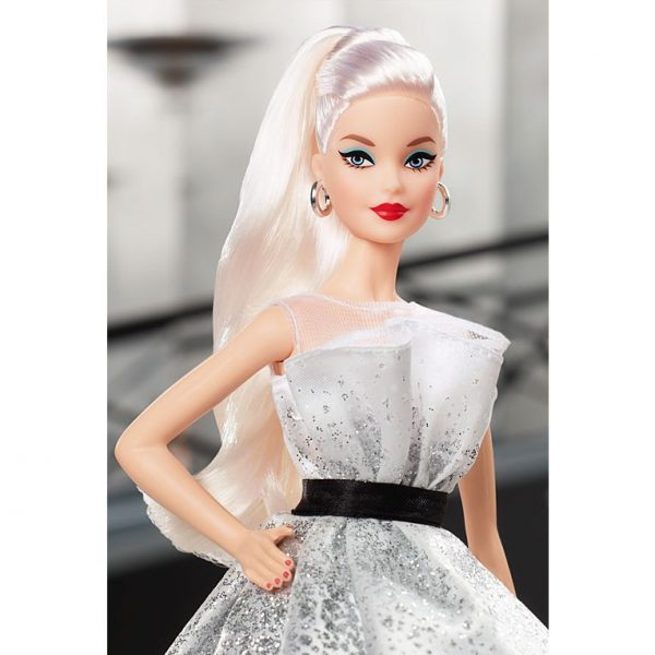 FXD88 Barbie 60th Celebration Doll 3 600x600 - Barbie - 60th Anniversary Doll