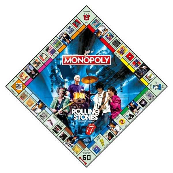 WIN032827 The Rolling Stones Monopoly 2 600x600 - Monopoly - Rolling Stones Edition