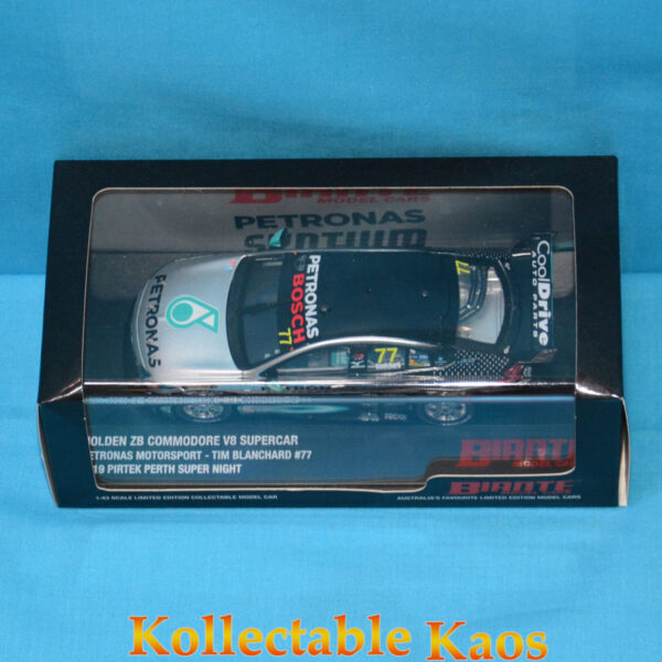 1:43 2019 Pirtek Perth Super Night - Holden ZB Commodore - Petronas Motorsport - Tim Blanchard