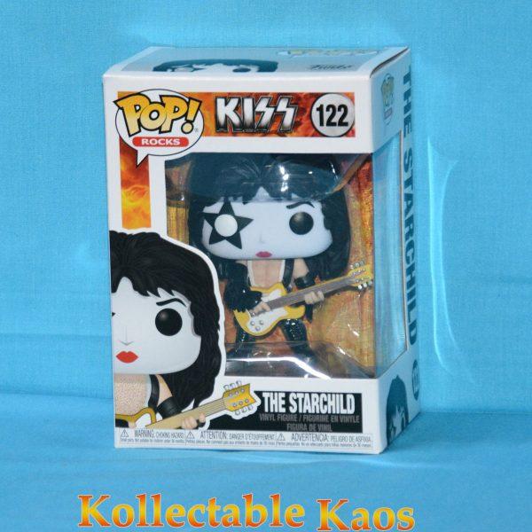 Kiss - Paul Stanley The Starchild Pop